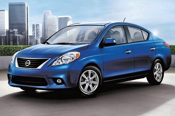 Thông tin về xe Nissan Sunny 2013, giá xe Nissan Sunny2013